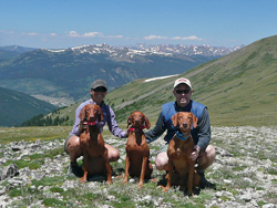 Davis/Reveles family minus puppy Trip - Breckenridge, Colorado